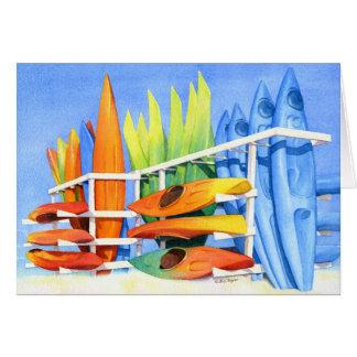 Causeway Kayaks Card