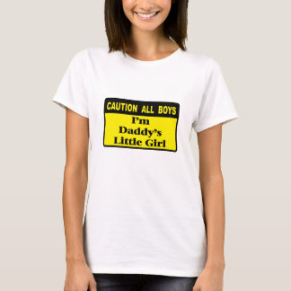Caution All Boys T-Shirt
