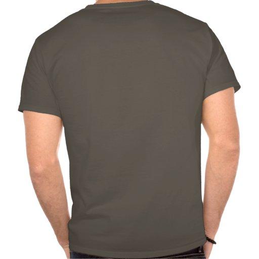 Caution: BOOST - T-Shirt Dark Grey