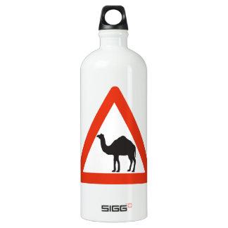 Caution Camels, Traffic Sign, United Arab Emirate SIGG Traveller 1.0L Water Bottle
