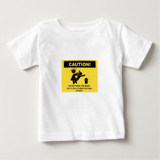 Caution! Don't Wake Baby Infant T-Shirt