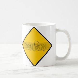 Caution: Fluoxetine Basic White Mug