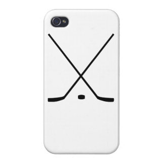 Caution Goalie Sign Cases For iPhone 4