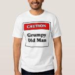 Caution: Grumpy Old Man Shirts
