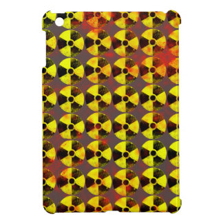caution, nuclear energy cover for the iPad mini