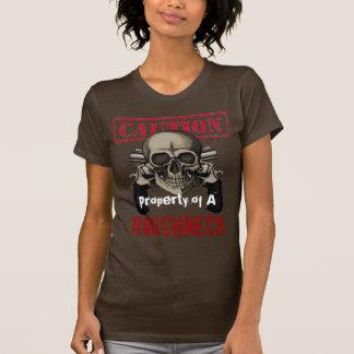 Caution Roughneck T Shirt