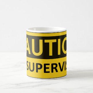Caution: Unsupervised Mug