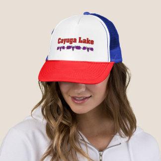 Cauuga Lake, NY Trucker Hat