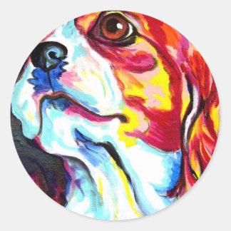 Cavalier #1 sticker