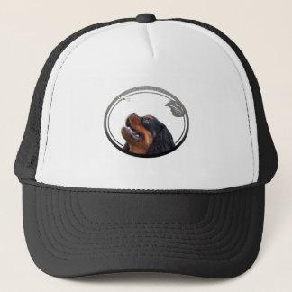 Cavalier and Daisy Trucker Hat