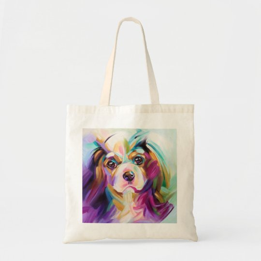 Cavalier Art budget tote