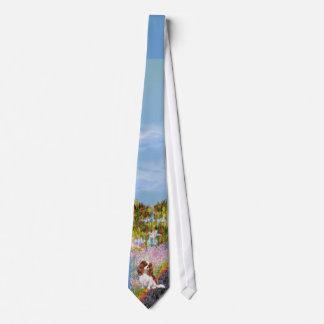 Cavalier (Blenheim) - Garden Tie