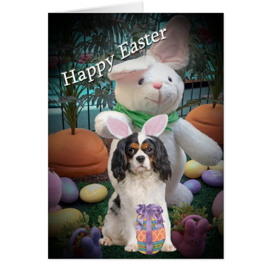 Cavalier Easter Egg Cards