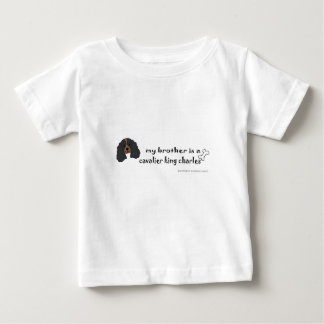 cavalier king charles - more breeds baby T-Shirt