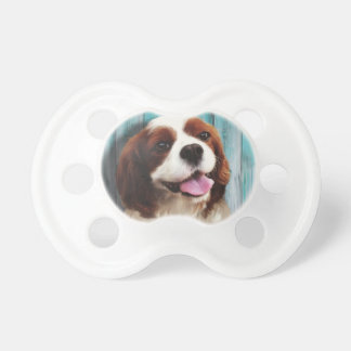 Cavalier King Charles Spaniel - Baxter Pacifiers