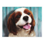 Cavalier King Charles Spaniel - Baxter Postcards
