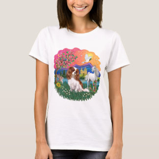 Cavalier King Charles Spaniel (Blenheim) T-Shirt