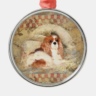 Cavalier King Charles Spaniel Christmas Ornament