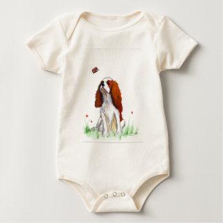 Cavalier King Charles Spaniel CKC Baby Bodysuit