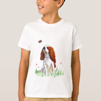 Cavalier King Charles Spaniel CKC T-Shirt