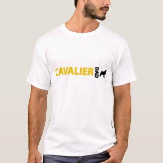 Cavalier King Charles Spaniel Dad T-Shirt
