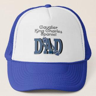 Cavalier King Charles Spaniel DAD Trucker Hat
