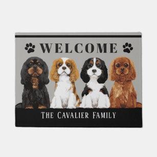 Cavalier King Charles Spaniel Doormat