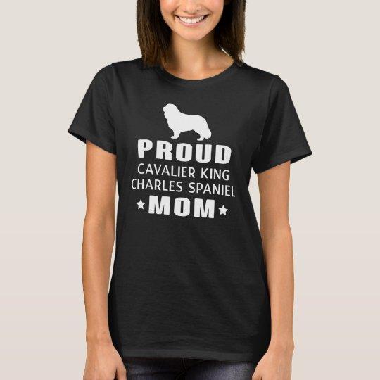 Cavalier King Charles Spaniel Gift T-shirt For Dog