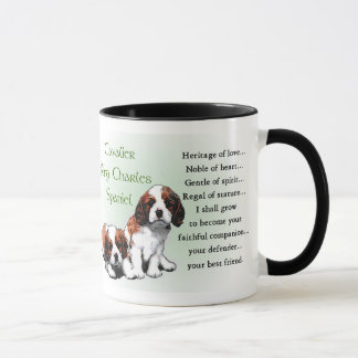 Cavalier King Charles Spaniel Gifts Mugs