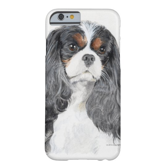 Cavalier King Charles Spaniel IPhone 6 Tri-colour Barely