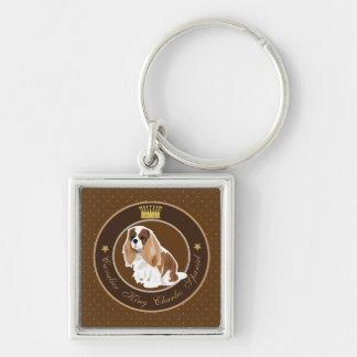 Cavalier King Charles Spaniel Key Ring