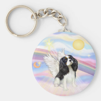 Cavalier King Charles Spaniel Key Ring
