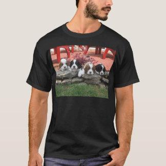 Cavalier King Charles Spaniel Litter T-Shirt