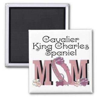 Cavalier King Charles Spaniel MOM Magnet