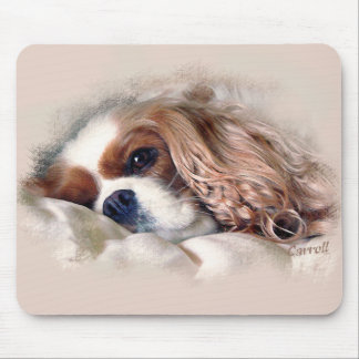 Cavalier King Charles Spaniel Mouse Mat