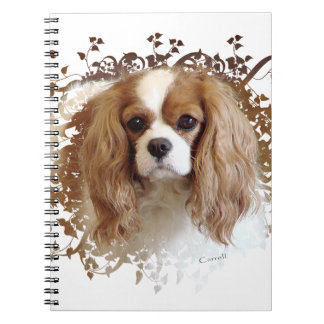 Cavalier King Charles Spaniel Note Books