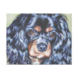 Cavalier King Charles Spaniel on Wrapped Canvas Gallery Wrapped Canvas