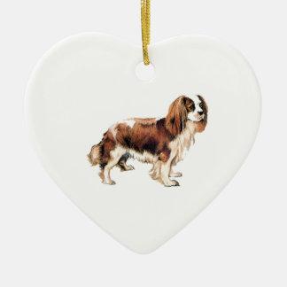 Cavalier King Charles Spaniel Ornament