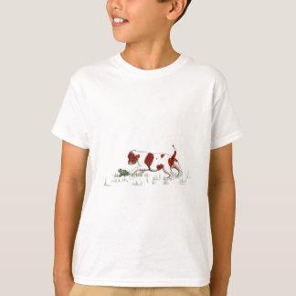 Cavalier King Charles Spaniel  puppy CKC T-Shirt
