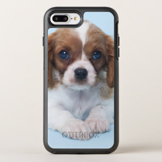 Cavalier King Charles Spaniel Puppy OtterBox Symmetry iPhone 8 Plus/7 Plus Case
