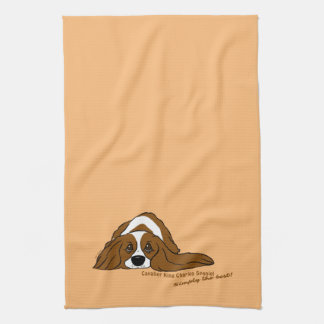Cavalier King Charles Spaniel - Simply the best! Kitchen Towels