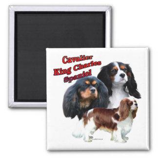 Cavalier King Charles Spaniel Trio 2 - Magnet