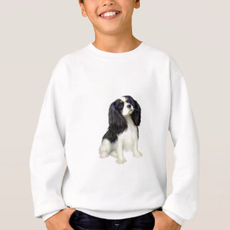 Cavalier King Charles - Tri Colored Sweatshirt