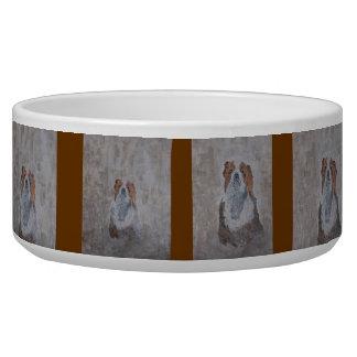 Cavalier King Spaniel Bowl Pet Bowl