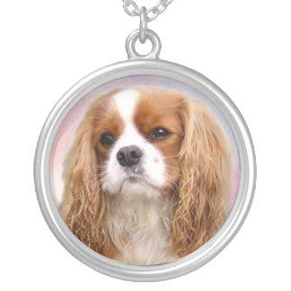 Cavalier Spaniel Necklace Custom Jewelry