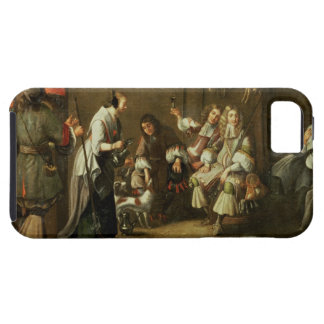 Cavaliers and Companions Carousing in a Barn Case For The iPhone 5