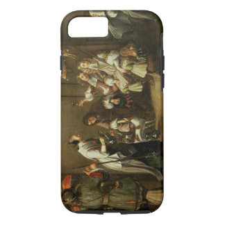 Cavaliers and Companions Carousing in a Barn iPhone 7 Case