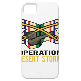 Cavalry Stinger Desert Storm iPhone 5 Cover