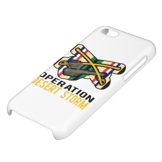 Cavalry Stinger Desert Storm Cover For iPhone 5C