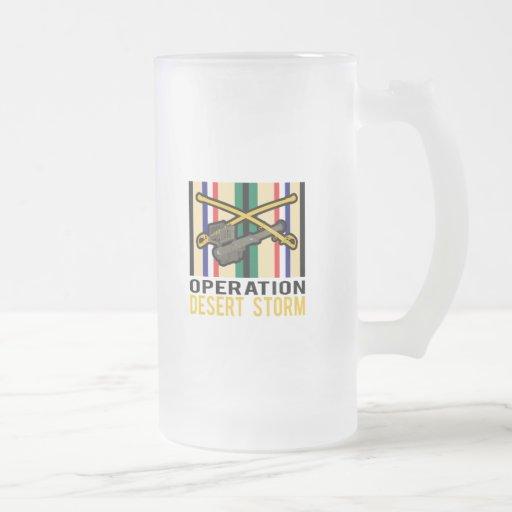 Cavalry Stinger Desert Storm Coffee Mug